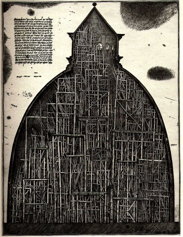 Alexander Brodsky An escape into the realm of imagination but does it float