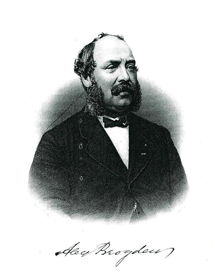 Alexander Brogden