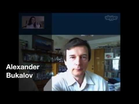 Alexander Bukalov Interview with Alexander Bukalov on Socionics YouTube