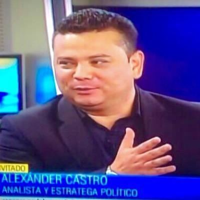 Alexander Castro ALEXANDER CASTRO 4ALEXCASTRO Twitter