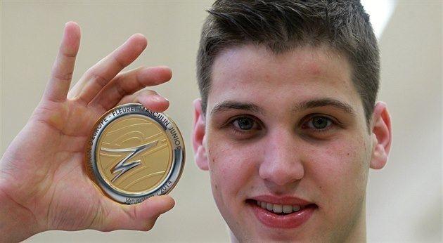 Alexander Choupenitch Plnuju vyhrt olympidu hls ermsk talent