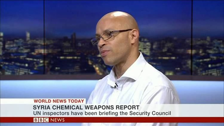 Alexander Coker World News interview with Alexander Coker fmr Chief United Nations