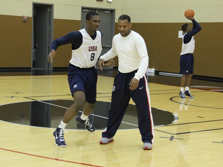 Alexander Cory Cory Alexander Named Court Coach For 2014 USA Basketball