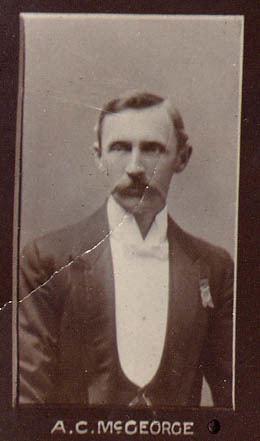 Alexander Crow McGeorge McGeorge Alexander Crow Alexander Crow McGeorge 1908 Te Ara