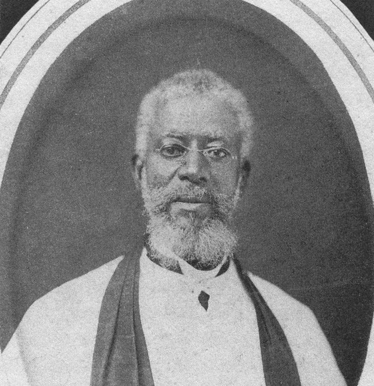Alexander Crummell Classics amp Class Alexander Crummell an Abolitionist