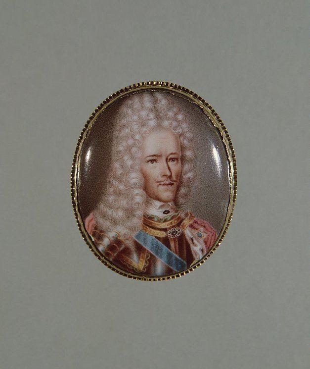 Alexander Danilovich Menshikov Portrait of Prince Alexander Danilovich Menshikov