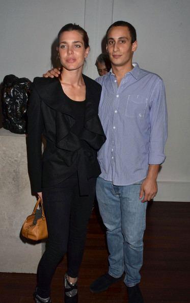 Alexander Dellal Charlotte Casiraghi and Alexander Dellal Photos Dellal