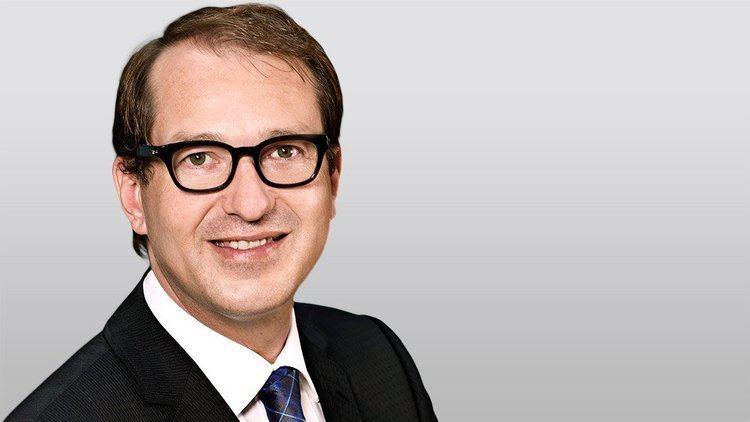 Alexander Dobrindt Alexander Dobrindt CSU