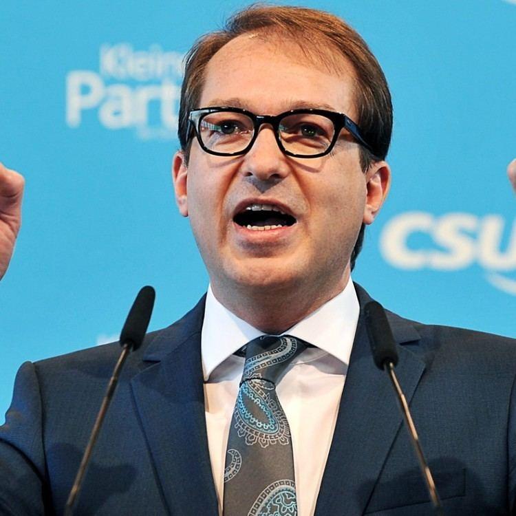 Alexander Dobrindt CSUGeneralsekretr Dobrindt knnte Minister werden