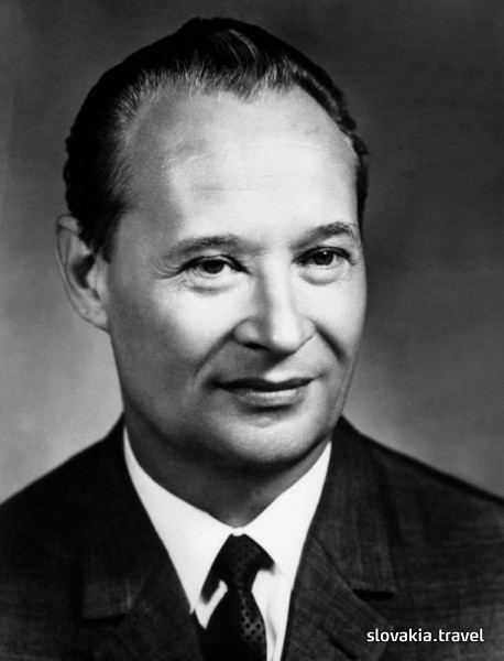 Alexander Dubcek Socialism with a Human Face The View East