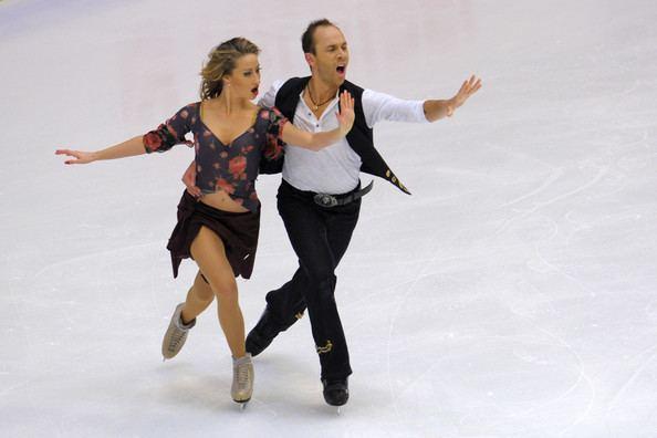 Alexander Gazsi Alexander Gazsi and Nelli Zhiganshina Photos NHK Trophy