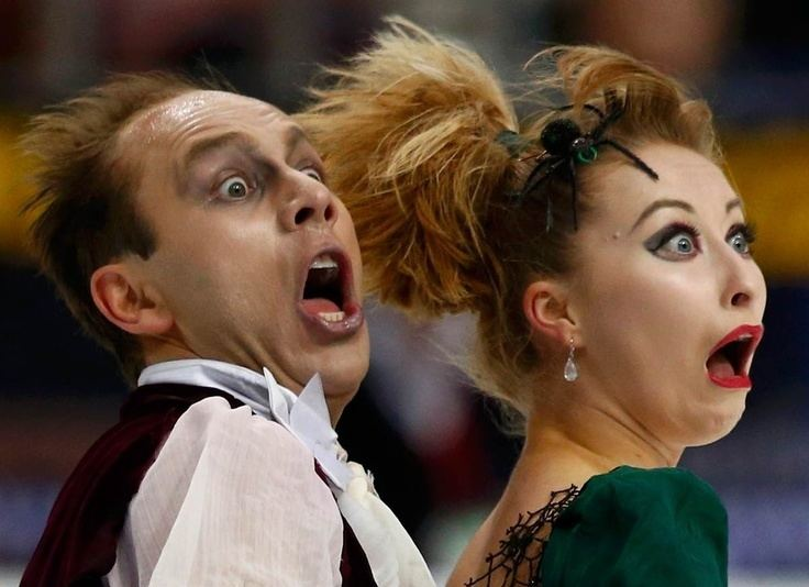 Alexander Gazsi Germany39s Nelli Zhiganshina and Alexander Gazsi perform
