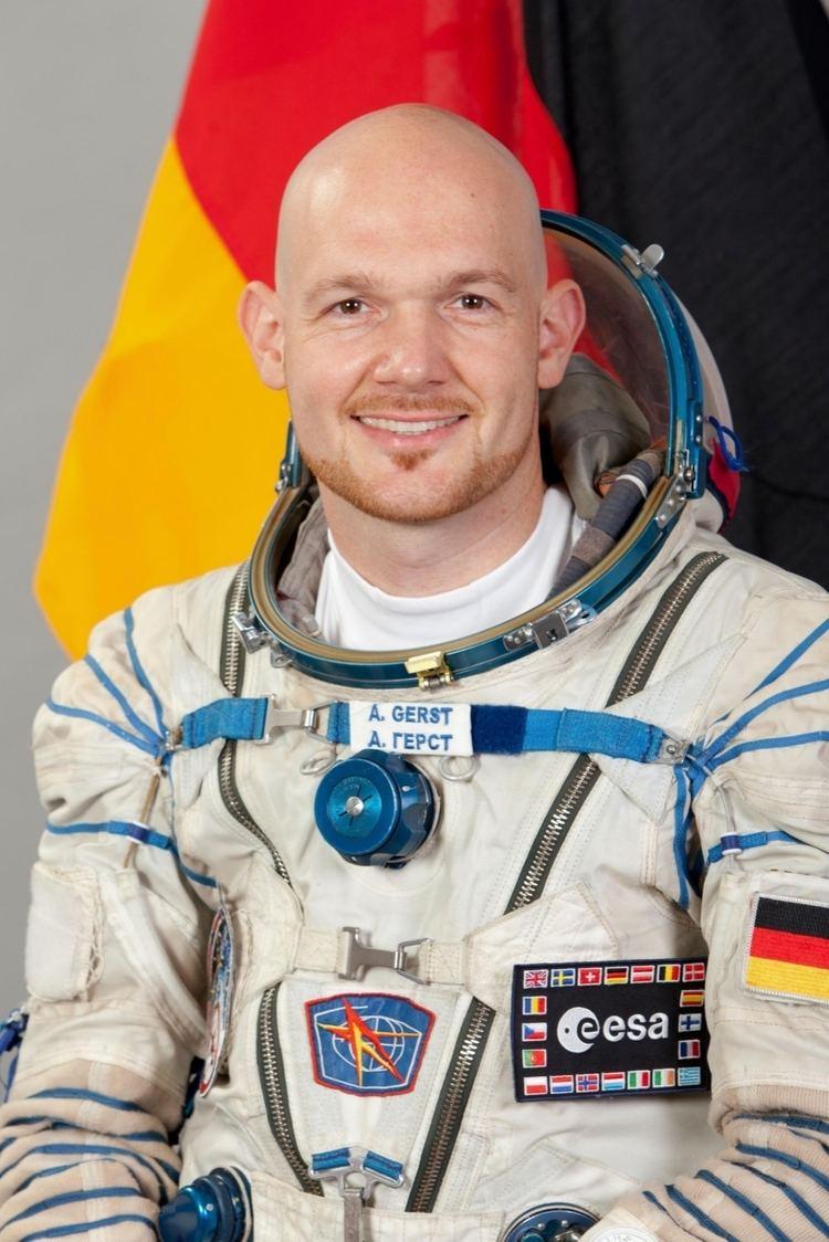 Alexander Gerst Livebertragung der Mission quotBlue Dotquot mit ESAAstronaut