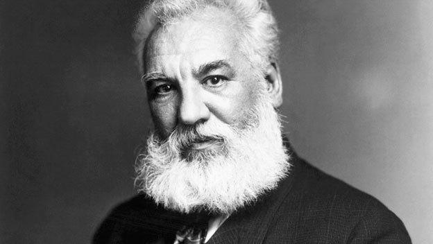 Alexander Graham Alexander Graham Bell Audio HISTORYcom