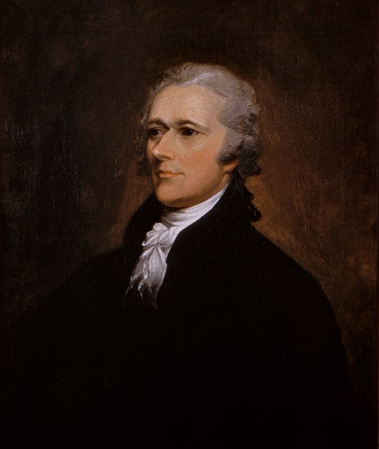 Alexander Hamilton Alexander Hamilton Wikipedia the free encyclopedia