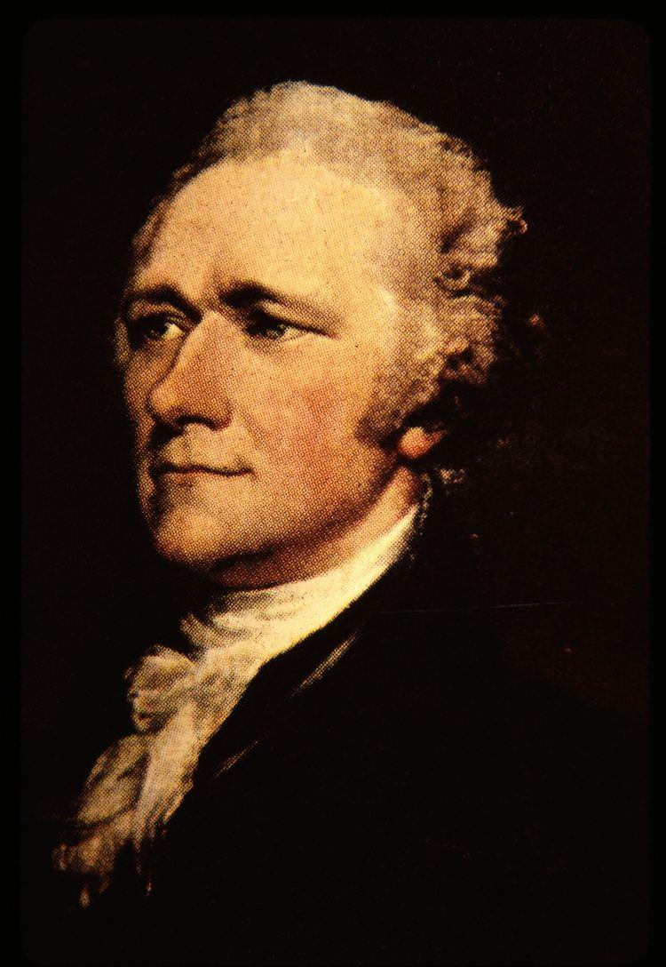 Alexander Hamilton Delegates to the Constitutional Convention Alexander Hamilton