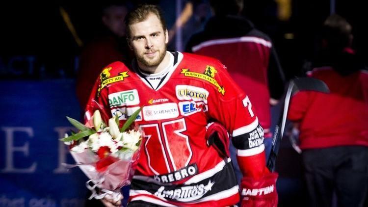 Alexander Hellström Alexander Hellstrm rebro Hockey