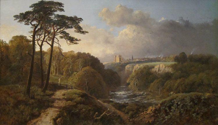 Alexander Helwig Wyant FileDerbyshire Landscape by Alexander Helwig Wyant Dayton Art