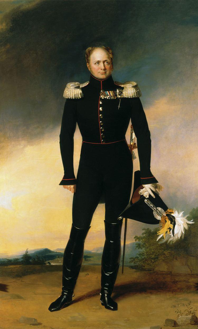Alexander I of Russia httpsuploadwikimediaorgwikipediacommonsff