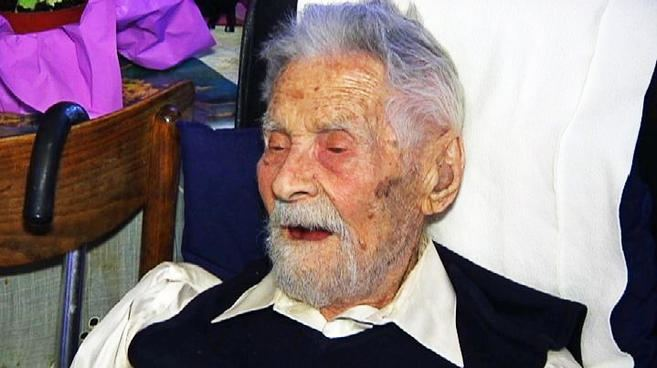Alexander Imich Alexander Imich the oldest man in the World passes away