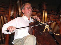 Alexander Ivashkin Alexander IVASHKIN cellist conductor writer festival director