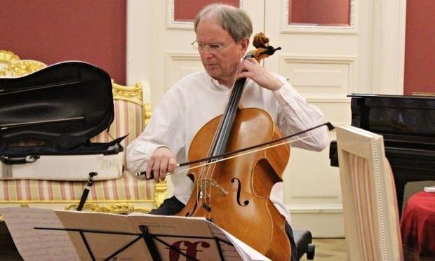 Alexander Ivashkin Alexander Ivashkin obituary Music The Guardian