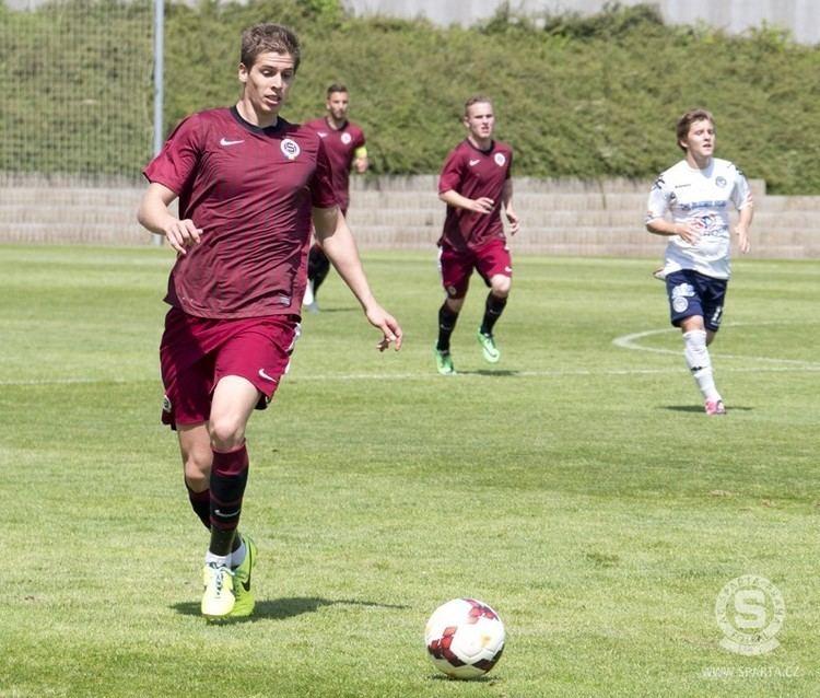 Alexander Jakubov Junior league AC Sparta Praha