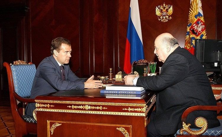 Alexander Kalyagin Meeting with Alexander Kalyagin President of Russia