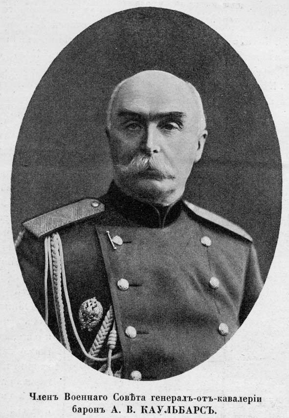 Alexander Kaulbars