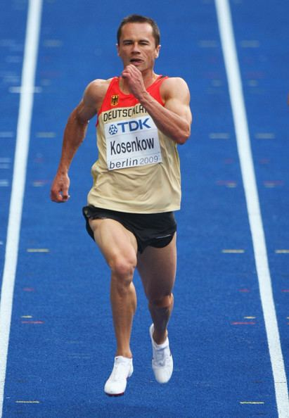 Alexander Kosenkow Alexander Kosenkow Photos 12th IAAF World Athletics