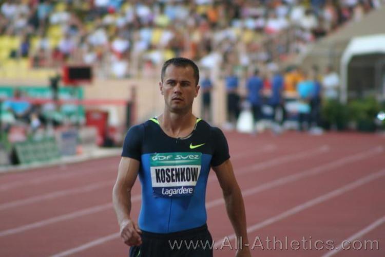 Alexander Kosenkow Profile of Alexander KOSENKOW AllAthleticscom