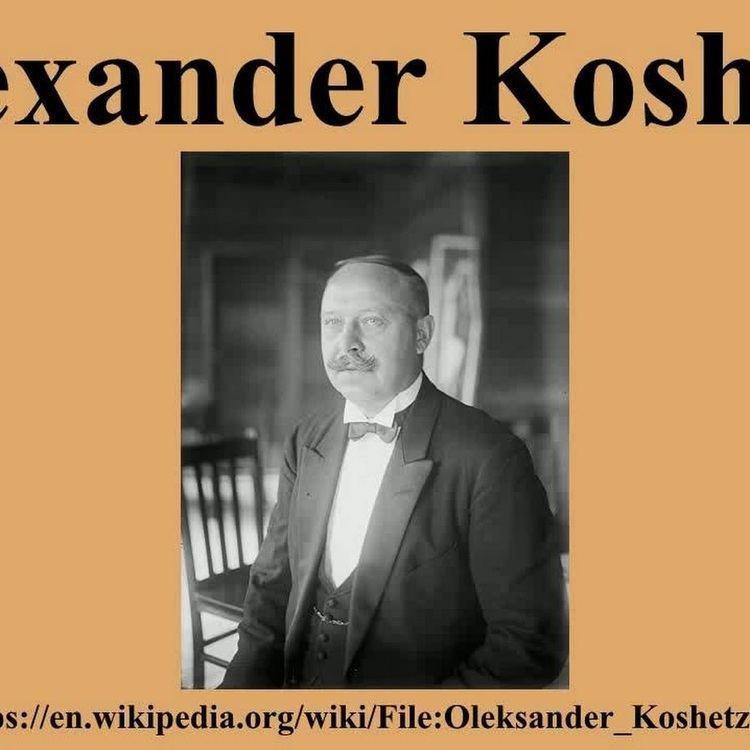 Alexander Koshetz Alexander Koshetz Topic YouTube