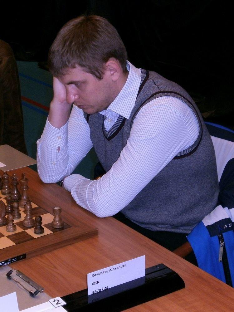 Alexander Kovchan