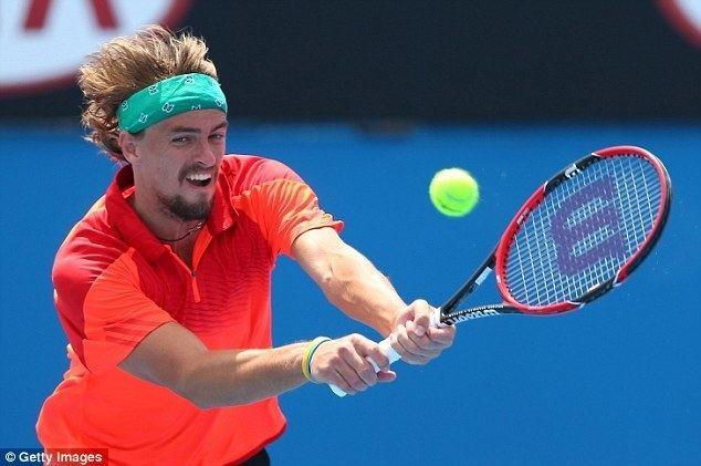 Alexander Kudryavtsev Alexander Kudryavtsev slams Australian tennis fans after