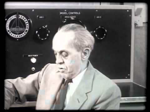 Alexander Lippisch The Secret of Flight 1955 Dr Alexander Lippisch YouTube