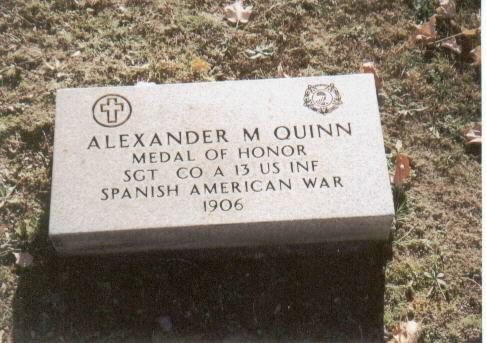 Alexander M. Quinn Alexander M Quinn 1866 1906 Find A Grave Memorial