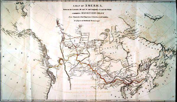 Alexander Mackenzie (explorer) explorer Edhirds Blog