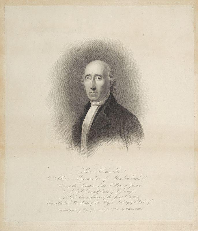 Alexander Maconochie, Lord Meadowbank
