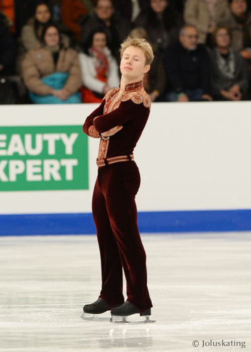 Alexander Majorov European Championships 2014 3 Alexander Majorov