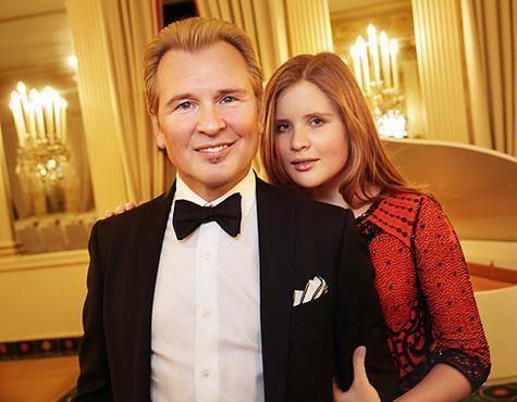 Alexander Malinin Daughter of Alexander Malinin became a singer AYResearchcom