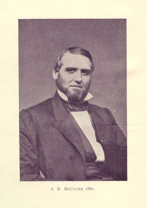 Alexander McClure