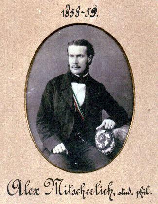 Alexander Mitscherlich (chemist)
