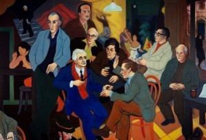 Alexander Moffat Alexander Moffat OBE RSA Biography The Essential School Of Painting