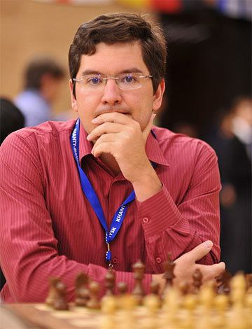 Alexander Moiseenko Alexander Moiseenko World Team Chess Championship 2017