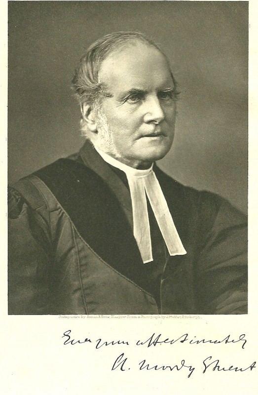 Alexander Moody Stuart Keiths Histories Photos Alexander Moody Stuart of Free St Lukes