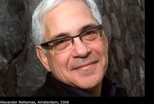 Alexander Nehamas wwwphilosophersimagescomimagesphilosophersima