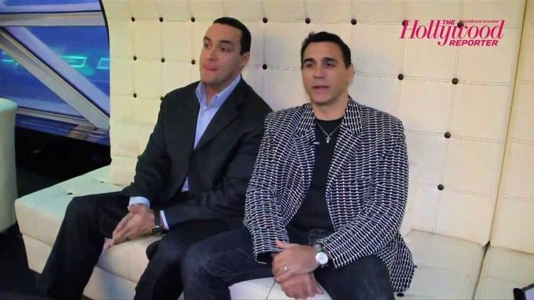 Alexander Nevsky (actor) Adrian Paul and Alexander Nevsky in Moscow YouTube