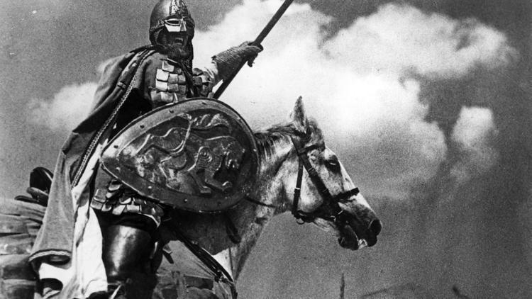 Alexander Nevsky (film) Alexander Nevsky 1938 MUBI