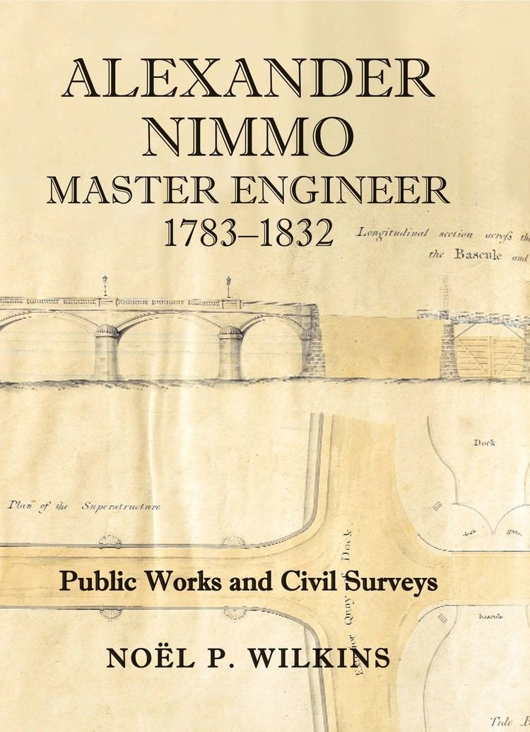 Alexander Nimmo Alexander Nimmo Master Engineer 17831832 Public Works and Civil
