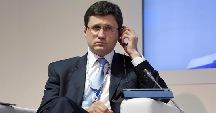 Alexander Novak We39re not killing shale but won39t cut output Russia